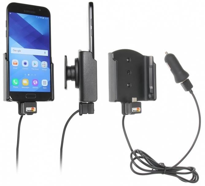 Bilde av Brodit Aktiv Bilholder Samsung Galaxy A5 - USB