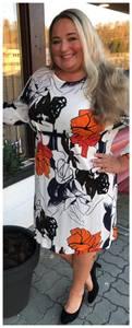 Bilde av Qneel kjole 88839