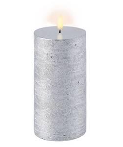 Bilde av UYUNI Lightning - led pillar candle - Metallic