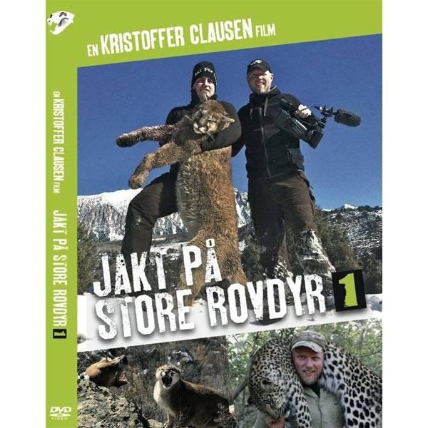 Bilde av JAKT PÅ STORE ROVDYR 1