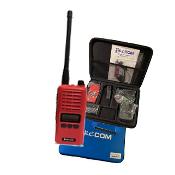 BRECOM VR-1000 PRO VHF JAKTPAKKE
