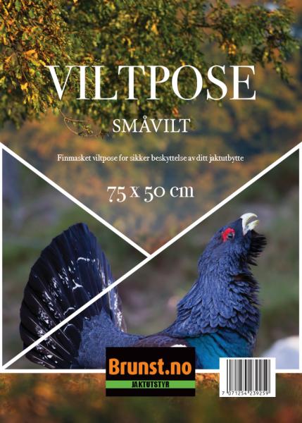 Bilde av VILTPOSE SMÅVILT