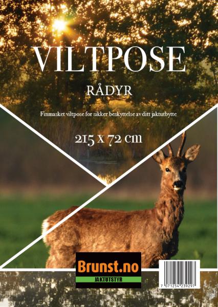 Bilde av VILTPOSE RÅDYR