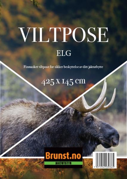 Bilde av VILTPOSE ELG