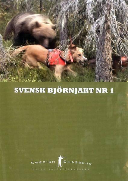 Bilde av SVENSK BJØRNJAKT 1