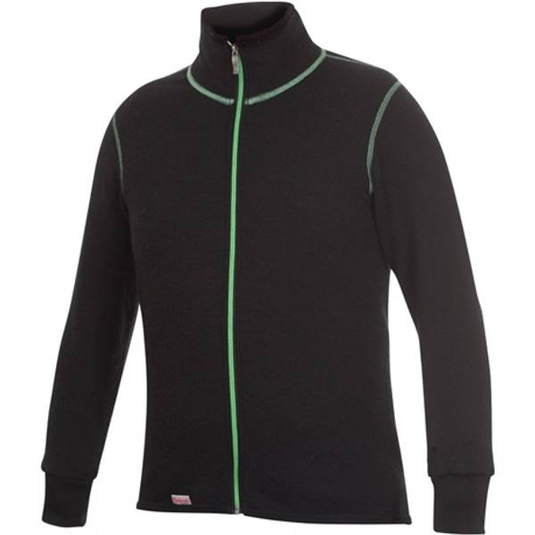 Bilde av WOOLPOWER FULL ZIP SORT