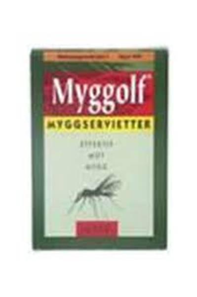 Bilde av MYGGOLF MYGGSERVIETTER
