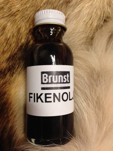 Bilde av FIKENOLJE TIL MÅR