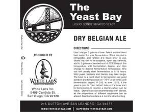 Bilde av Yeast Bay Dry Belgian Ale
