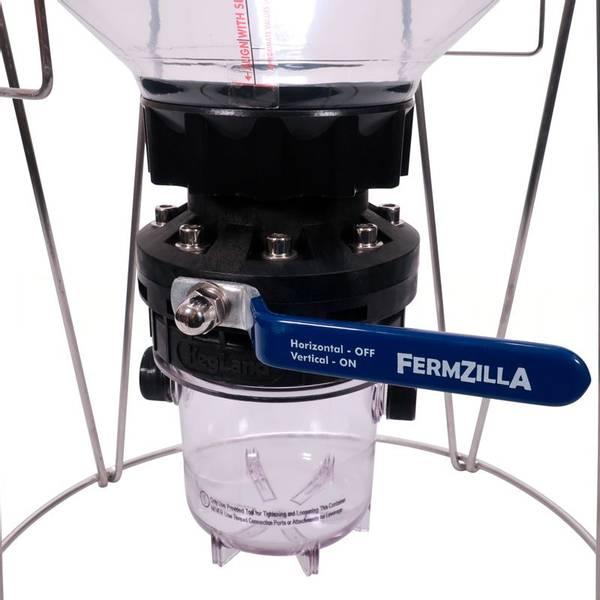 Fermzilla 27L Conical - komplett pakke