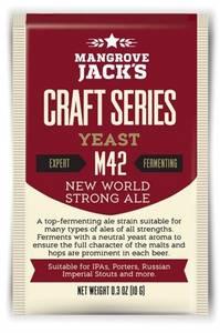 Bilde av New world strong ale M42 - 10g