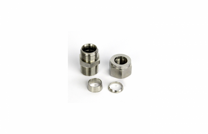 Klemringskobling 12,7 mm - 1/2