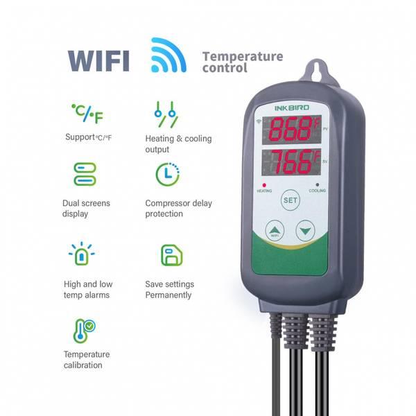 InkBird WiFi ITC - 308