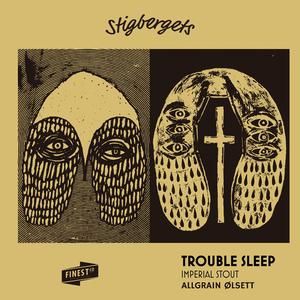 Bilde av Stigbergets Trouble Sleep Imperial Stout