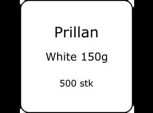 Bilde av Prillan Porsjon White 500stk