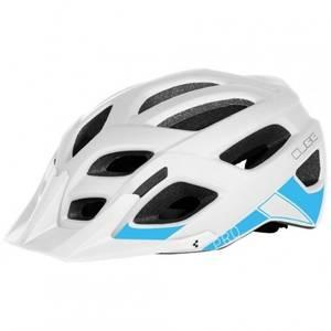 Bilde av Cube Pro hjelm, white n blue