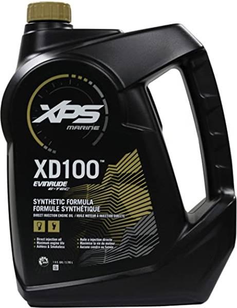Bilde av XD 100 Evinrude olje
