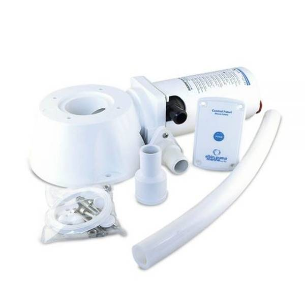 Bilde av Konverteringssett for manuelt toalett 12V