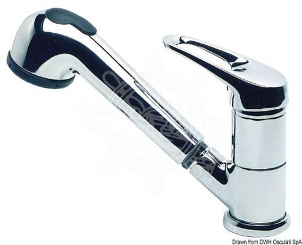Bilde av Pentry/toalettkran med dusj