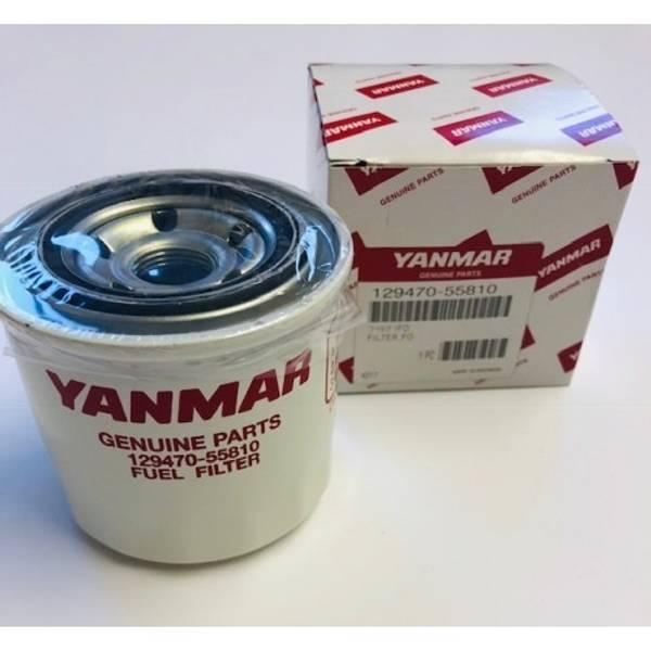 Bilde av Yanmar 129470-55810 drivstoffilter