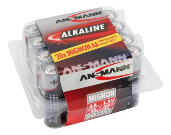 Bilde av Alkaline X-power AA, 20-pk