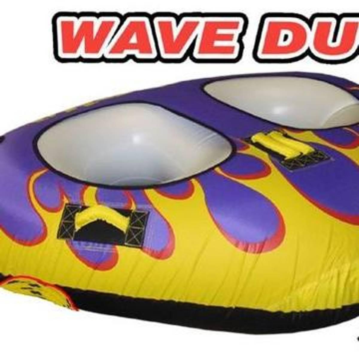 Wave Duo -2 personer