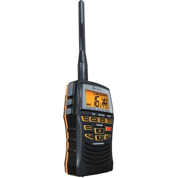 Bilde av HH150 - Cobra , håndholdt flytende VHF