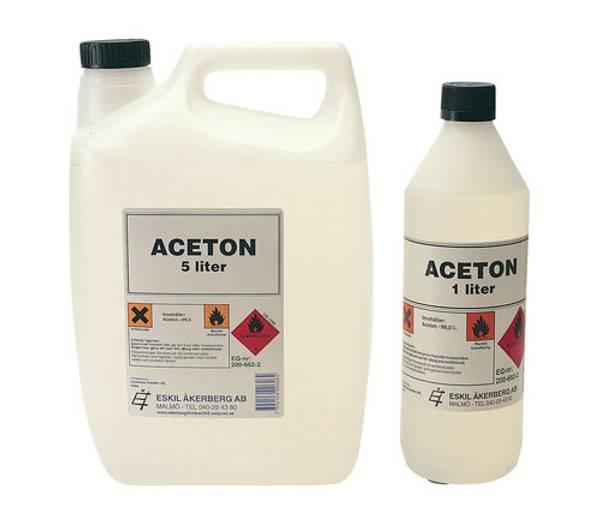 Bilde av Aceton 1L