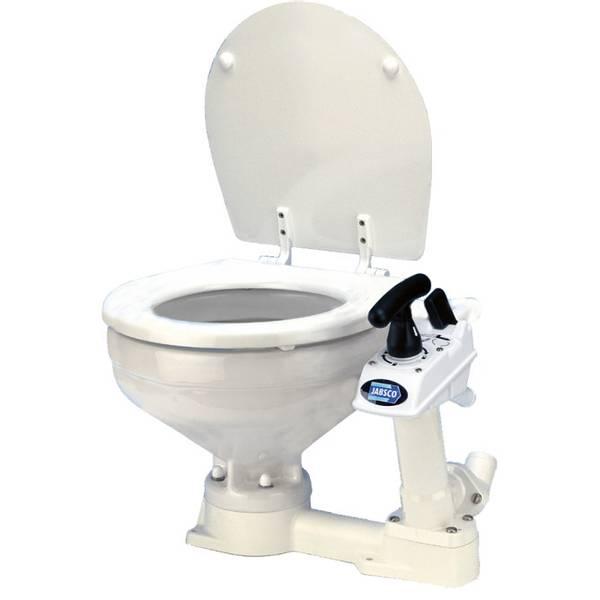 Bilde av Jabsco Manuelt toalett , Compact