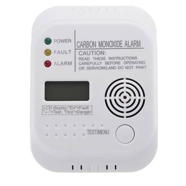 Bilde av CO-alarm -batteridrevet