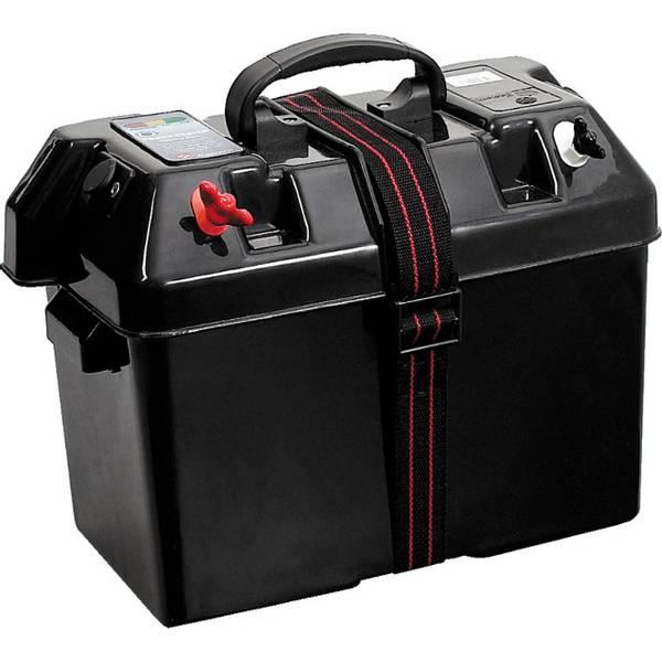 Bilde av Batterikasse Powerbox