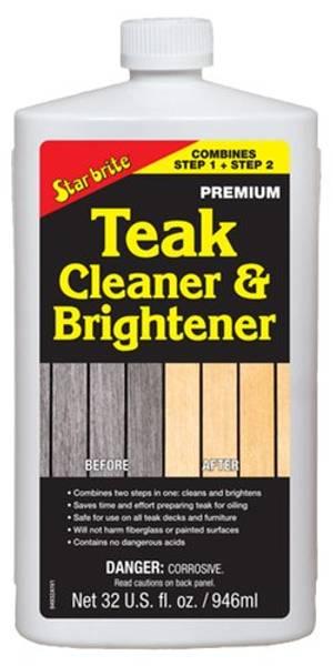 Bilde av Starbrite Teak Cleaner & Brightener