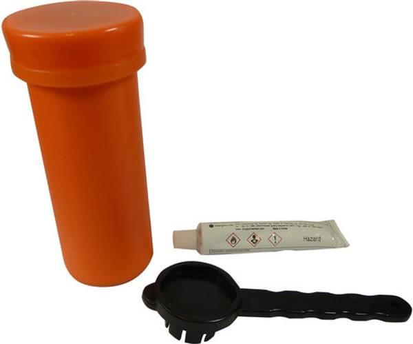 Bilde av Rep.kit inkl. ventilverktøy PVC hvit