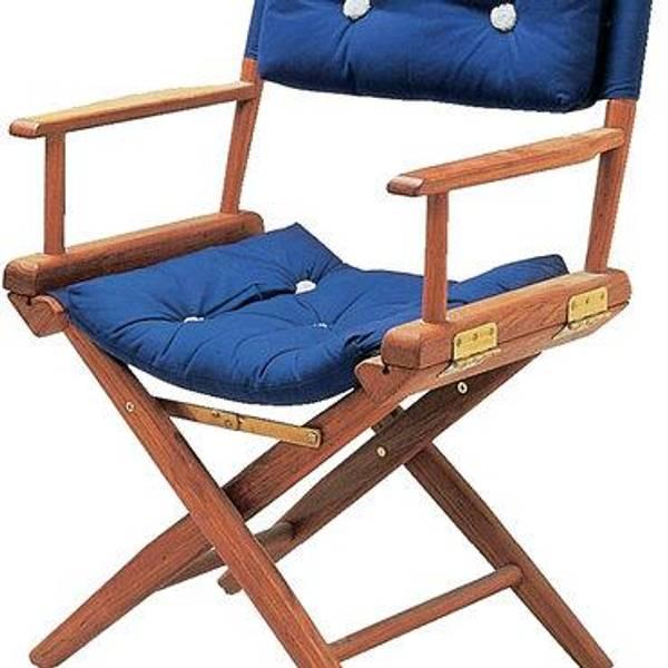 Bilde av Pute til regissørstol , blå