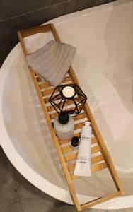 Bilde av Brett til badekar bambus