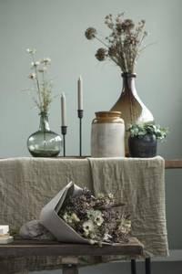 Bilde av Silkeblomst brunlige nyanser