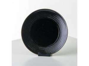 Bilde av 4 pk Balder asjett 19cm svart
