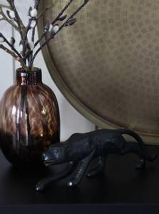 Bilde av Leopard sort metall
