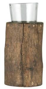 Bilde av Unik stake i resirkulert tre