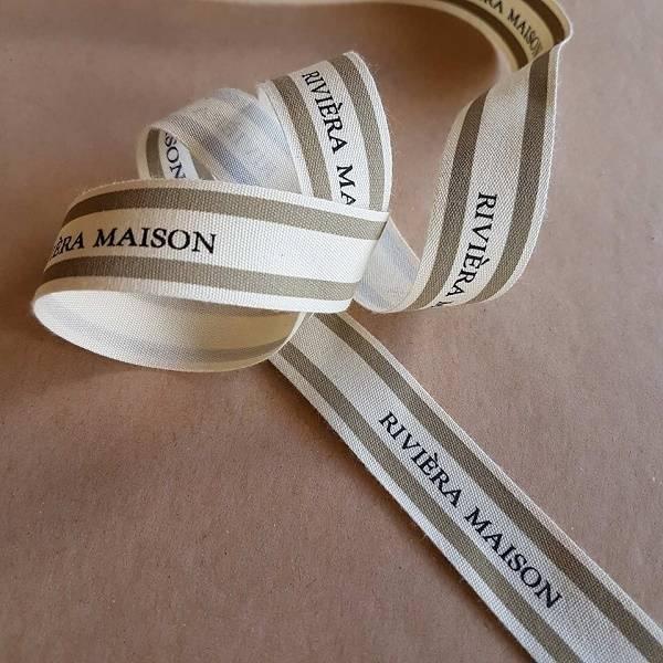 DEKORBÅND RIVIERA MAISON b 2,3cm