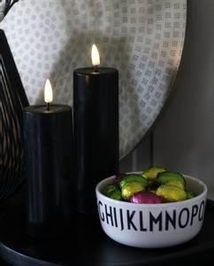 Bilde av Melamine bowl Design Letters