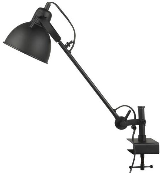 Lampe 1-arm for hylle