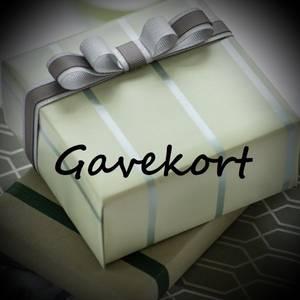 Bilde av GAVEKORT bestiller du HER