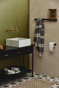 Bilde av Toalettpapirholder sort