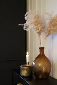 Bilde av Glassballong brunt glass
