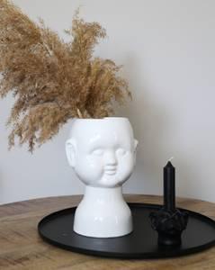 Bilde av Vase hvit Baby face