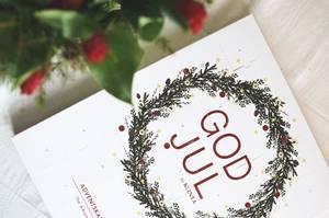 Bilde av Adventskalender med duftlys