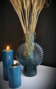 Bilde av Vase Mia petrol