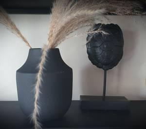 Bilde av Vase Cimbo matt sort