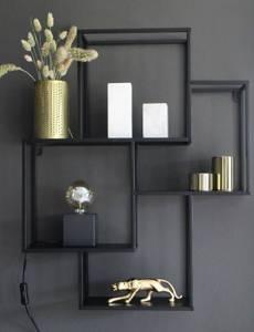 Bilde av Lampe sokkel svart